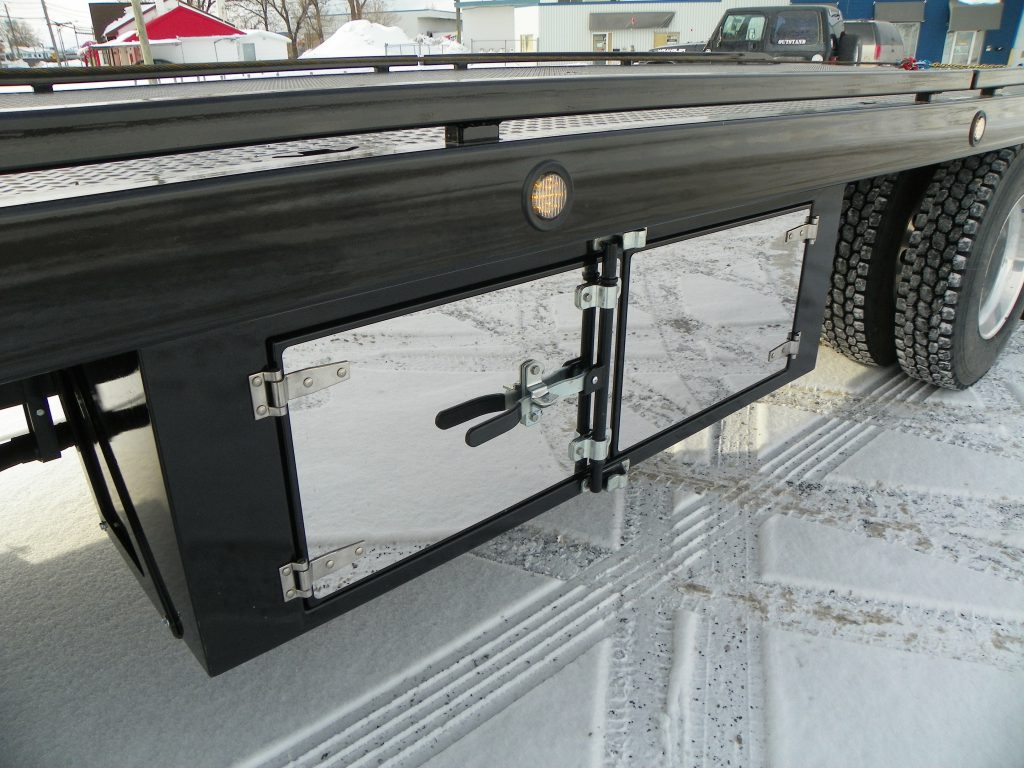 Steel trunk 72